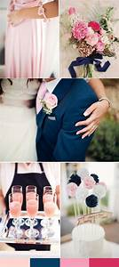 2016 spring wedding color trends chapter one seven pink With pink and blue wedding ideas