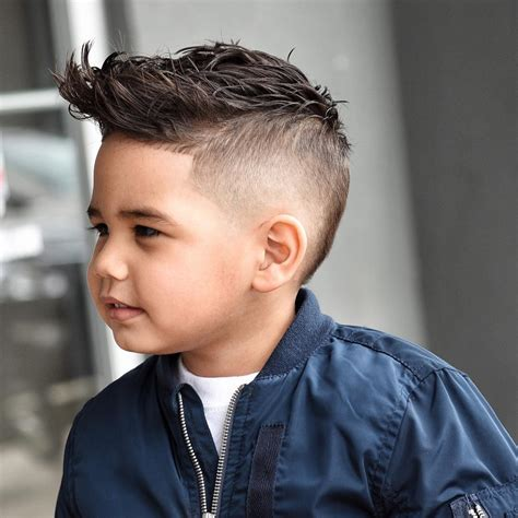 coolest  trendy boys haircuts  haircuts