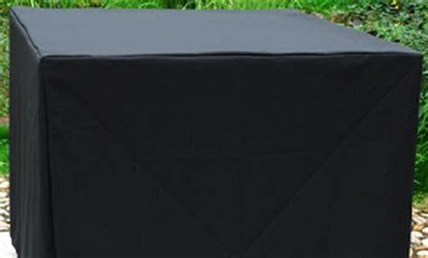 Housse de protection carru00e9e pour table de jardin Modulo 4 places