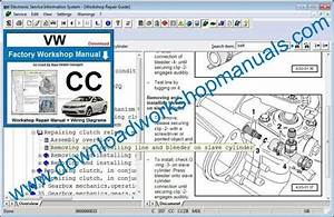 Vw Cc Workshop Manual