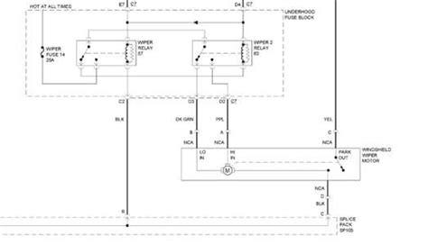 Chevy Colorado Fuse Diagram Wiring Schematic