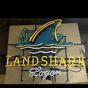 Landshark Lager Beer Bucket Jimmy Buffett Margaritaville