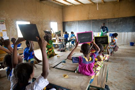 Education in Senegal Takes a Technological Turn