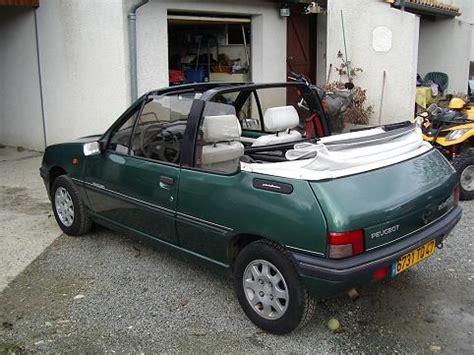 siege 205 roland garros photo reportage 205 cabriolet roland garros page 2