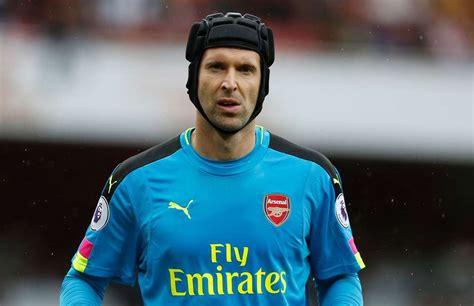 Petr Cech Head Injury