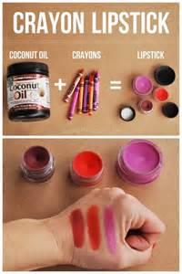 crayola bathtub crayons ingredients diy 2 ingredient crayon lipstick recipe and tutorial from
