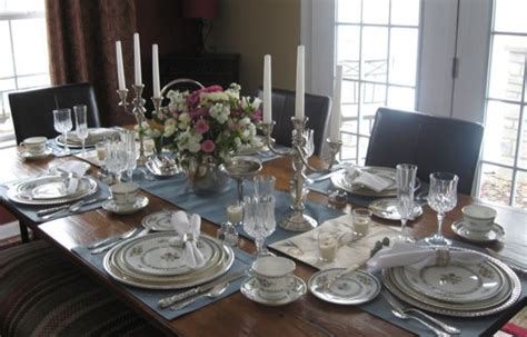 Elegant Tablescapes