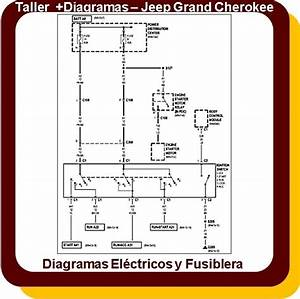 Jeep Grand Cherokee 99-2005 Manual Servicio Diagramas