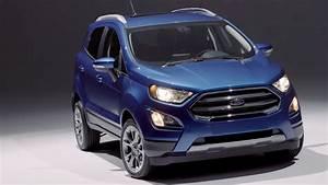 Ford Ecosport Titanium : 2017 ford ecosport titanium youtube ~ Medecine-chirurgie-esthetiques.com Avis de Voitures