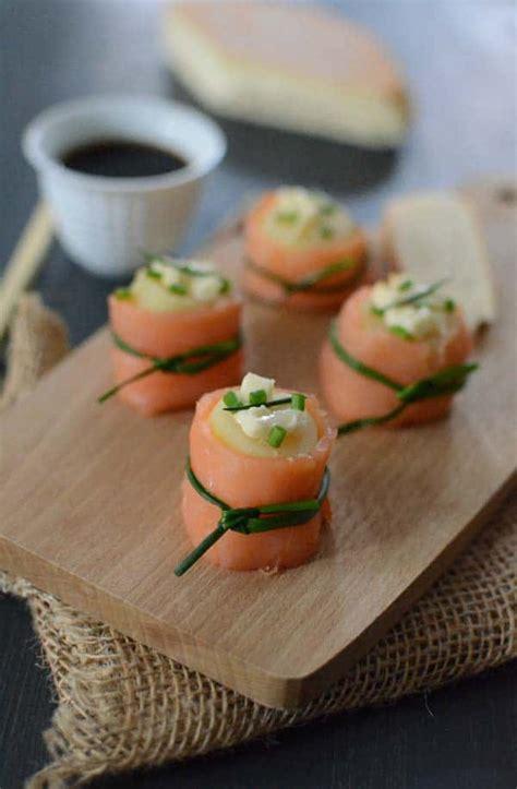 maki de reblochon au saumon fume les meilleures recettes