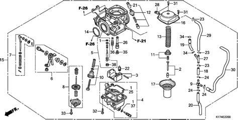 Honda Rebel Carburetor Diagram Wiring