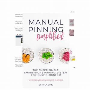 Manual Pinning Simplified