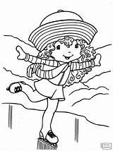 Skating Coloring Ice Pages Strawberry Shortcake Figure Drawing Printable Colouring Lemon Print Supercoloring Meringue Cartoon Getdrawings Getcolorings Skater Colorings Renaissance sketch template