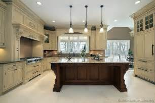 kitchen ideas pictures of kitchens traditional two tone kitchen cabinets