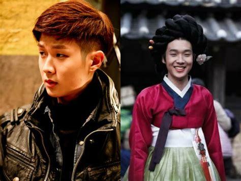 aktor korea  berubah jadi cewek  drama