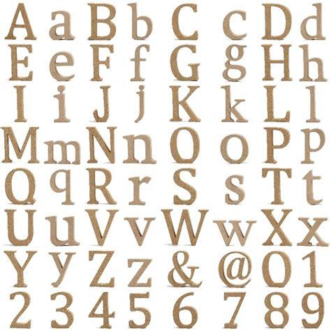 Deko Buchstaben Groß by Holzbuchstaben Deko Holzzahlen Buchstaben Zahlen Mdf H 13cm