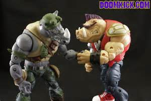 Teenage Mutant Ninja Turtles Bebop and Rocksteady