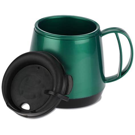 Drinkware   Travel Mugs   Foam Insulated Wide Body Travel Mug   20 oz. Sorry, this item no
