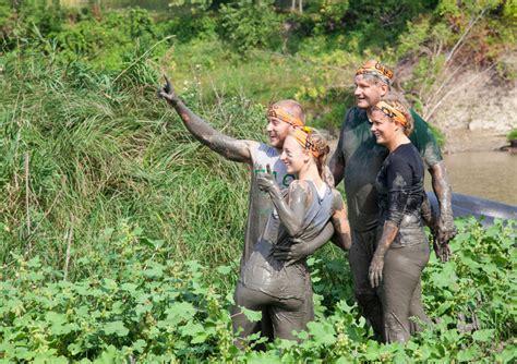 natural mud race    swamps quicksand