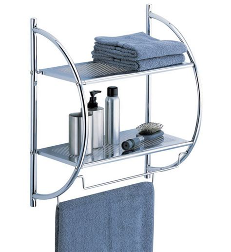 chrome bathroom shelf  towel bars  bathroom shelves