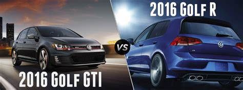 Gti Vs Golf R Engine by 2016 Volkswagen Golf Gti Vs Golf R Engine Specs