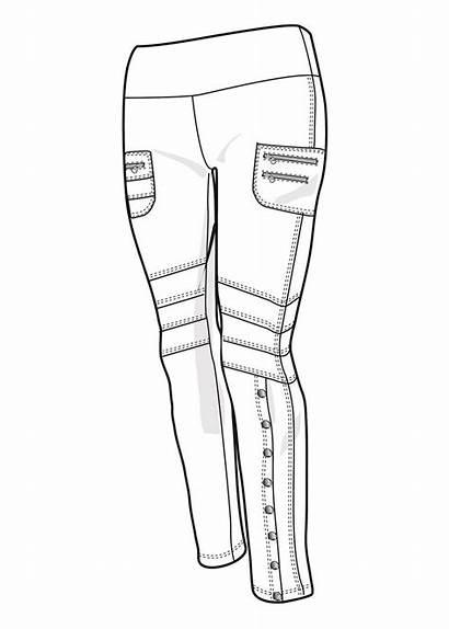 Leggings Axiom Nomads Hemp Wear Analog