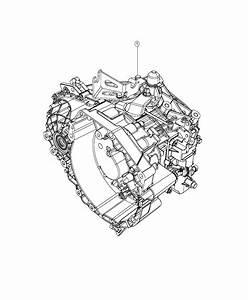 2018 Jeep Compass Fluid  C Series Transmission  Quart