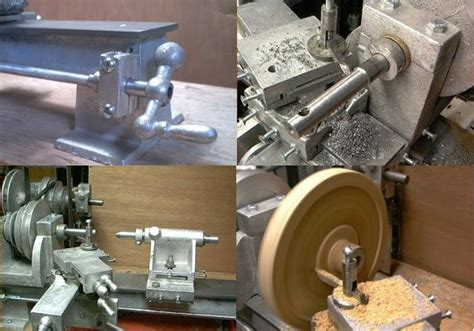 gingery style homemade metal lathe builds