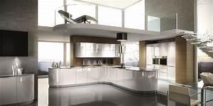 Carrelage Haut De Gamme : cuisine haut de gamme sols concept ~ Melissatoandfro.com Idées de Décoration