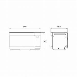 30 U0026quot  Microwave Oven