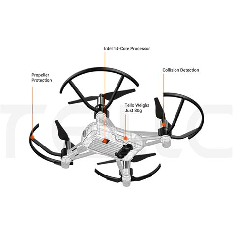 dji tello drone specification computer troopers