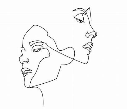 Drawing Types Styles Different Drawings Face Faces