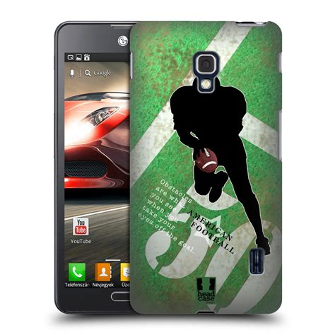 sports phone cases designs sports back for lg