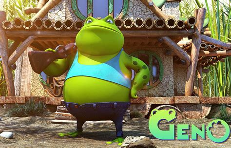 Animation film GENO