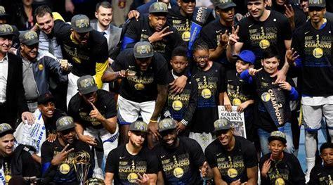 NBA Finals: Golden State Warriors sweep Cleveland ...