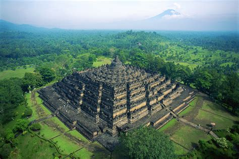 borobudur travel java indonesia lonely planet