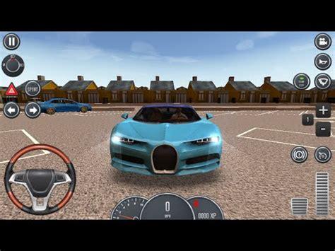 Driving School 2016 Bugatti Chiron Youtube