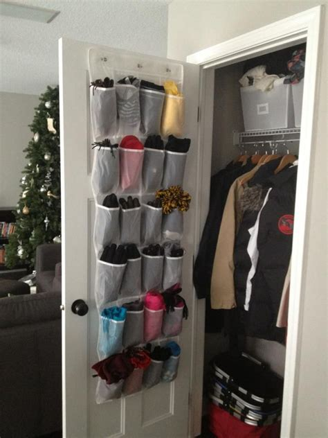 1000 images about scarf and gloves organizing on