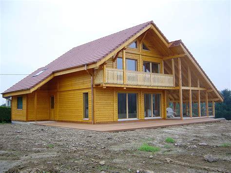 maison cle en ossature bois alsace maison moderne