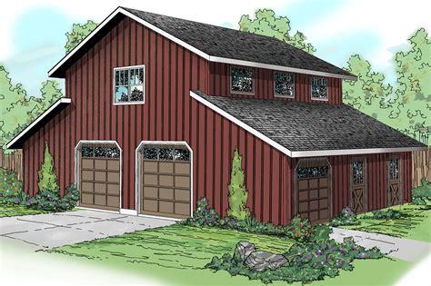 barn style garage  rec room da architectural