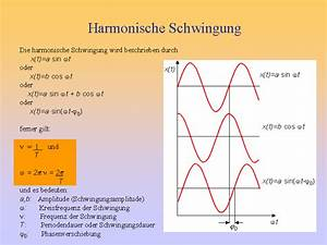 Amplitude Berechnen : schwingungen und wellen skript h j wollersheim ~ Themetempest.com Abrechnung