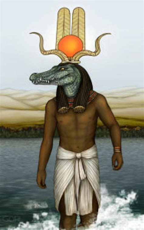 sobek prayer card