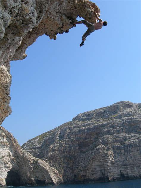 Malta Sailing Rock Climbing Naleia Yachting