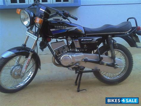second yamaha rx 135 in bangalore yamaha rx 135 5 speed in excellent condition black