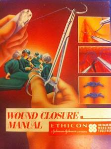 Wound Closure Manual By A Johnson  U0026 Johnson Company