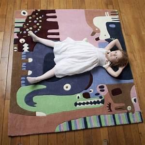 tapis art for kids le blog de valerie With tapis chambre bébé avec fleuriste dimanche