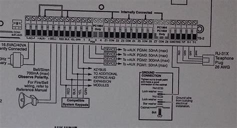 wiring diagram for paradox alarm howalarming jethro carr