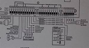 Paradox Alarm Panel Wiring Diagram