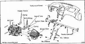 Floor Shift Assembly Components
