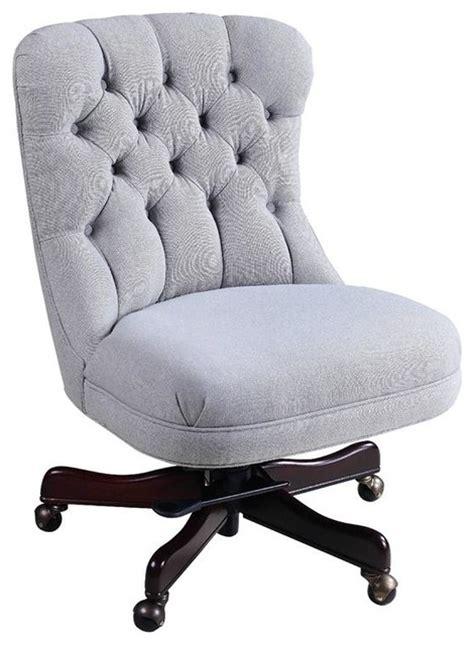 furniture tufted executive swivel tilt chair